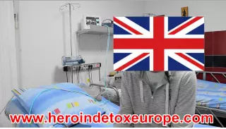 Patient from England Naltrexone for one year